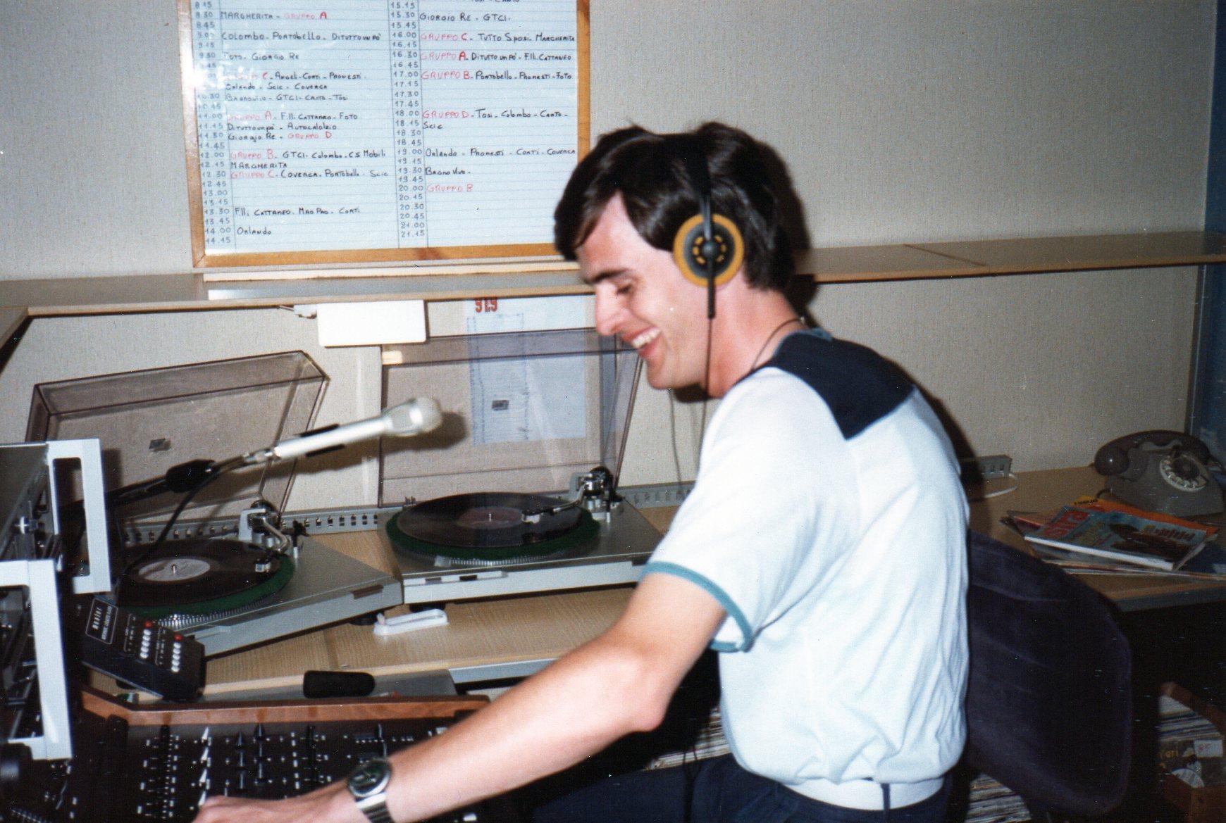 Roberto Ferrario - RCI Radio